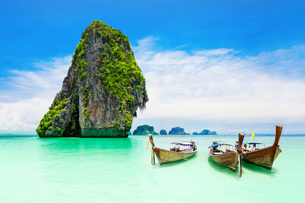 Krabi et Railay Beach