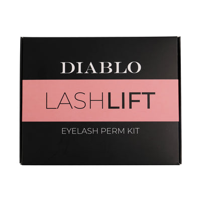 Diablo Lash Lift - Eyelash Perm Kit