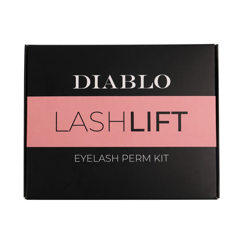Diablo Lash Lift - Eyelash Perm Kit | Diablo Cosmetics