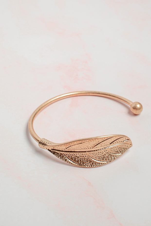Golden Leaf Cuff