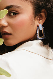 Tamara Resin Earrings