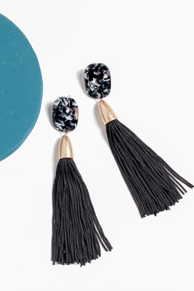 Gianna Tassel Earrings