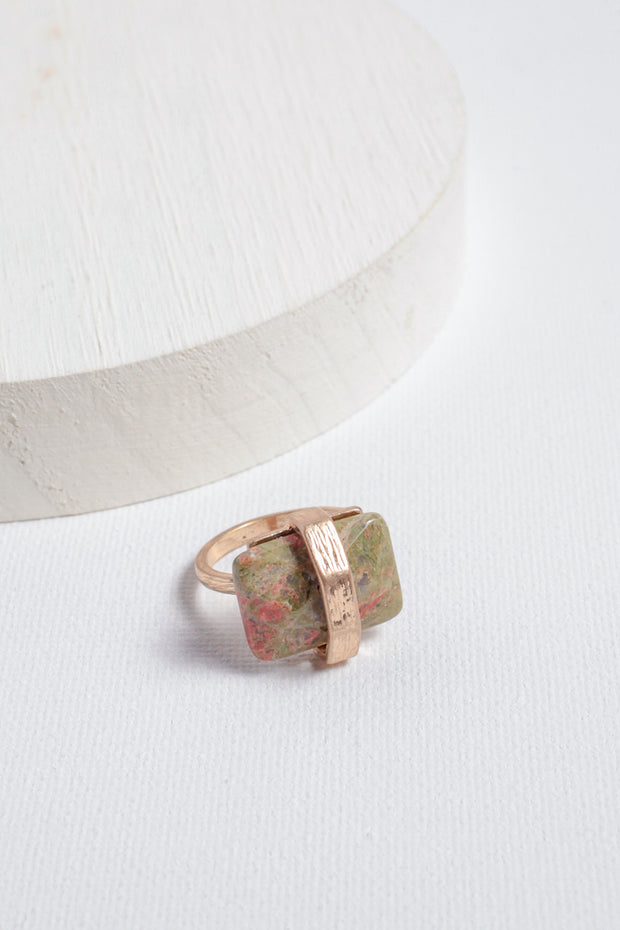 Paige Stone Ring