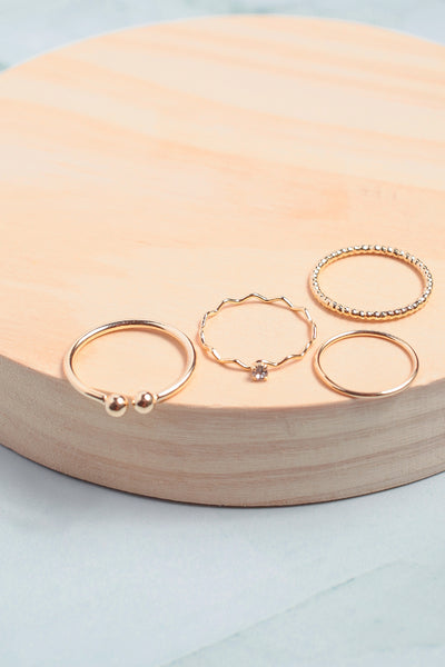 Basic 4 Ring Set