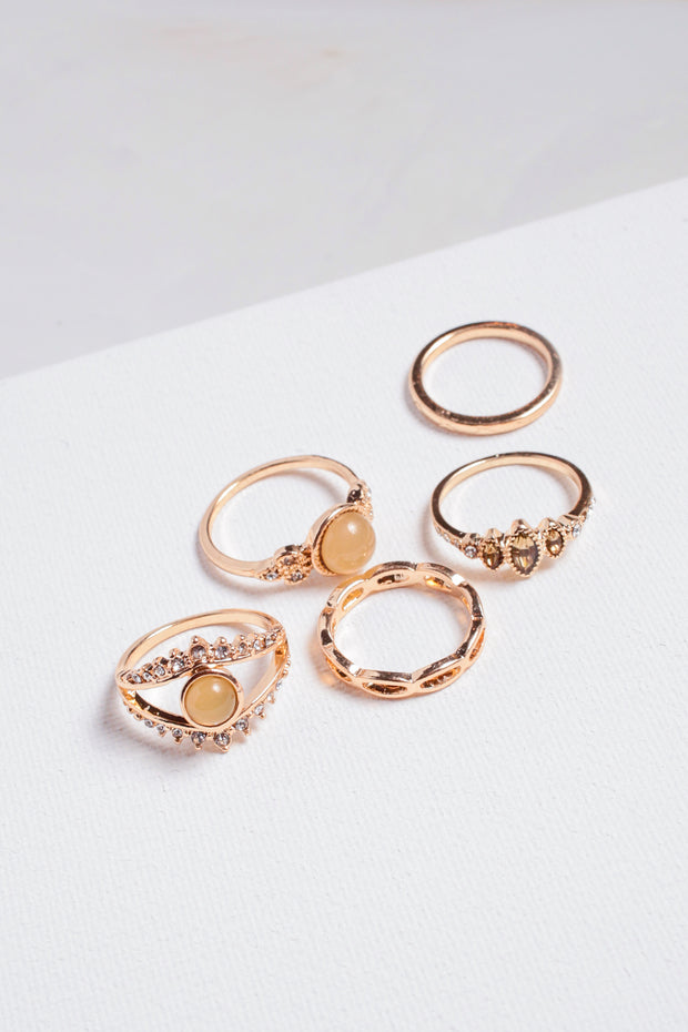 Jewel Ring Set