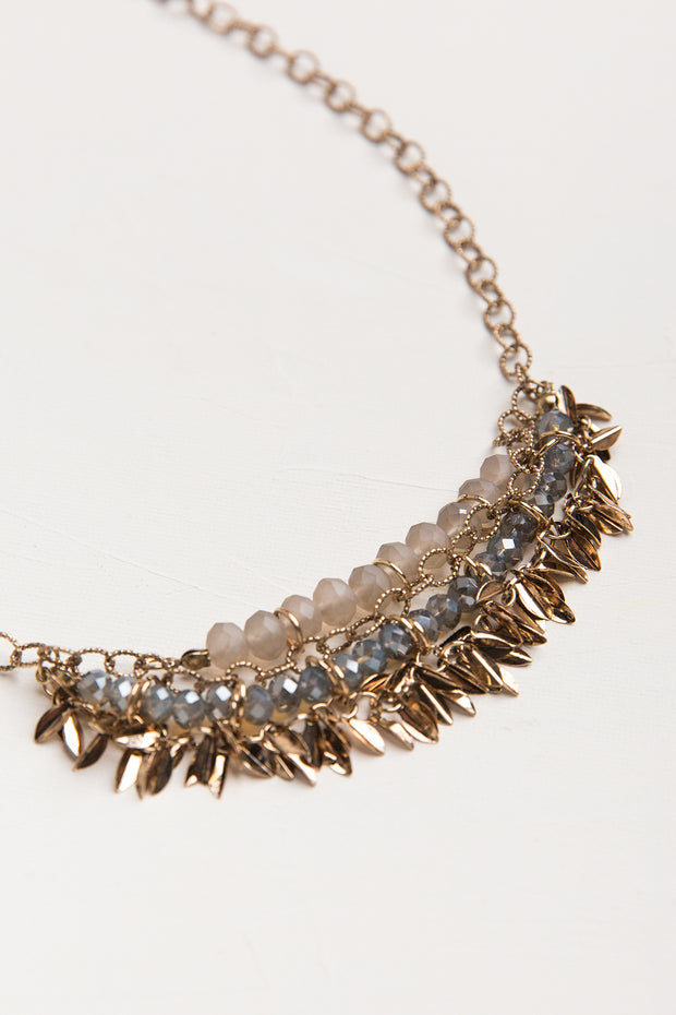 Celestine Statement Necklace