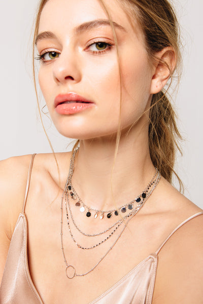 Daytripper Layered Necklace