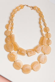Allure Layered Statement Necklace