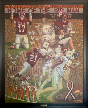 1999 A&M v. TX Bonfire Game