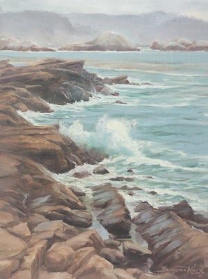 The Sound of the Surf - Point Lobos