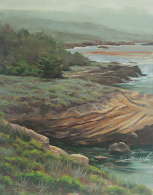 Tranquil Inlet - Point Lobos