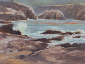 Point Lobos - Rocks & Waves