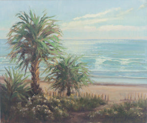 3 Palms at the Shoreline