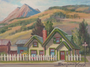 Maroon Ave, Crested Butte