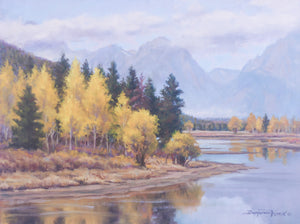 Teton Autumn Splendor