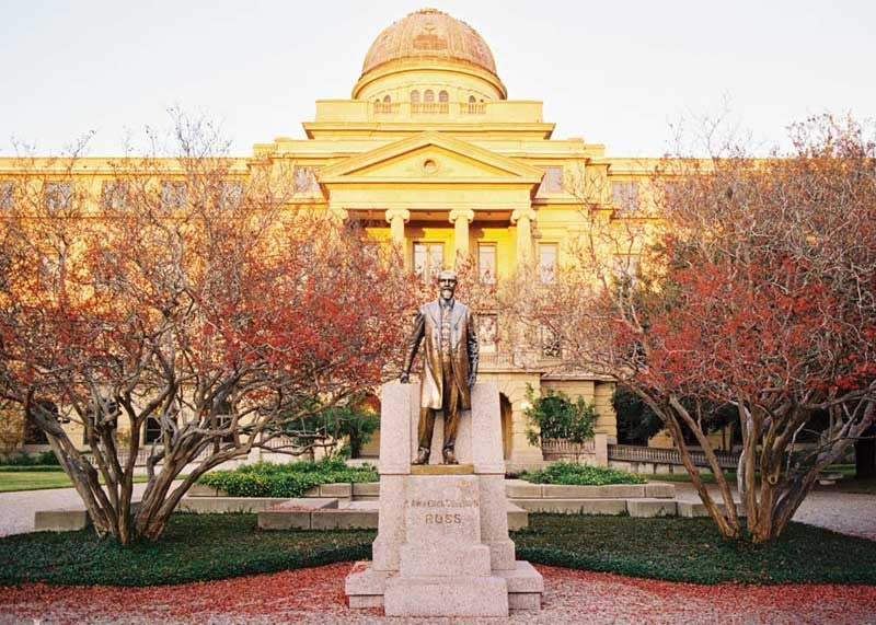 Autumn in Aggieland - Print - Benjamin Knox Fine Art Gallery