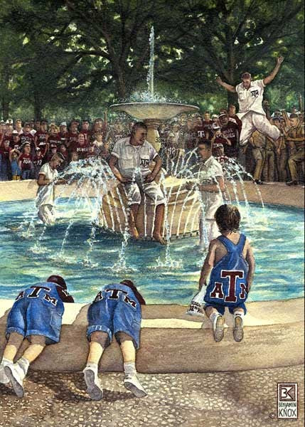 Future Yell Leaders - Print - Benjamin Knox Fine Art Gallery