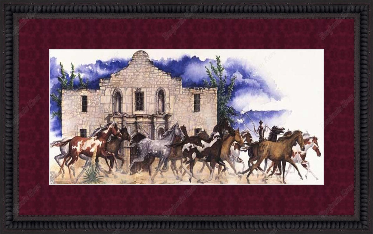 Alamo Symbols of Freedom / ArtPaper
