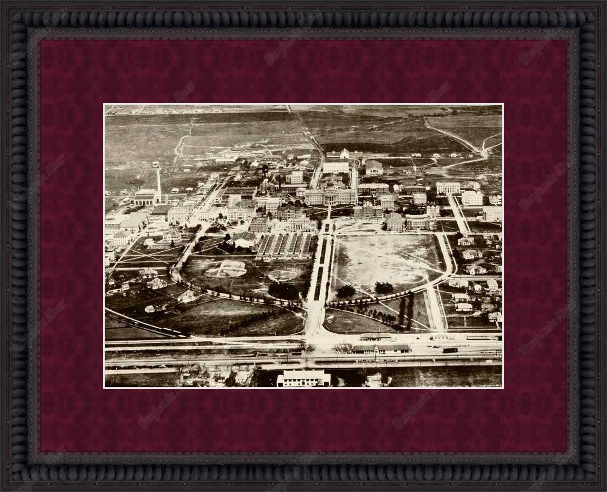 Aerial View of AMC Campus / ArtPaper