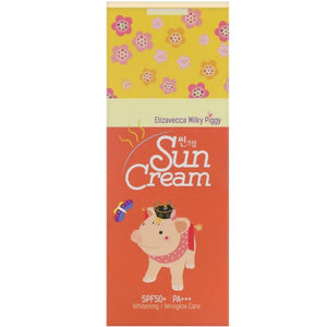 Milky Piggy Sun Cream SPF50+ PA+++ 50ml - SevenBlossoms