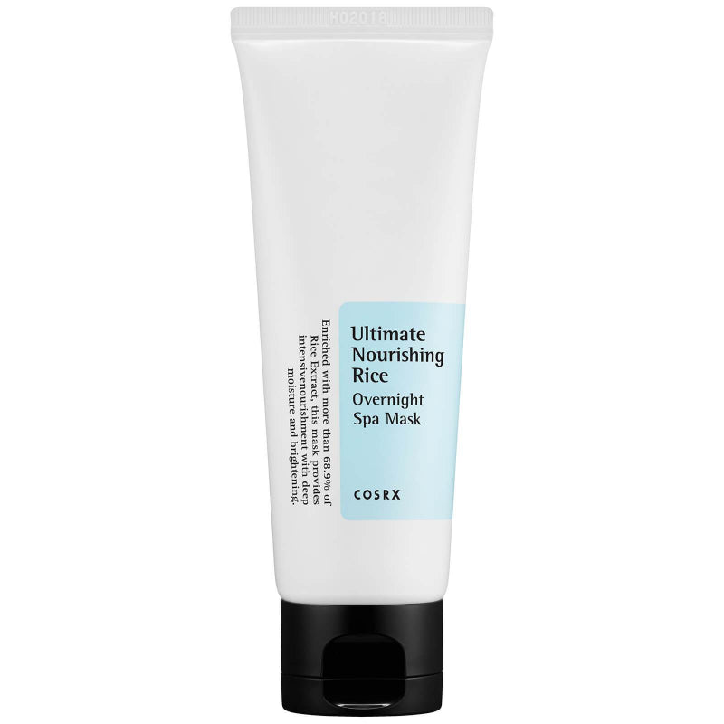 Ultimate Nourishing Rice Overnight Spa Mask 60ml - SevenBlossoms