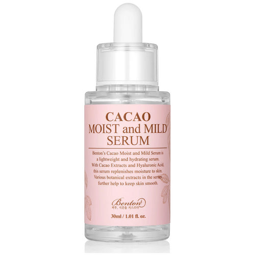 Cacao Moist and Mild Serum - SevenBlossoms