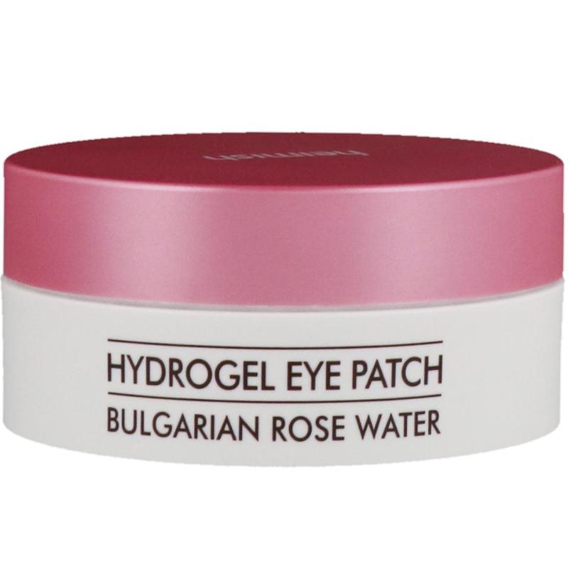 Bulgarian Rose Water Hydrogel Eye Patch 60pcs - SevenBlossoms