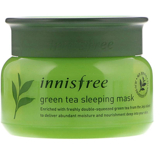 Green Tea Sleeping Mask 80ml - SevenBlossoms