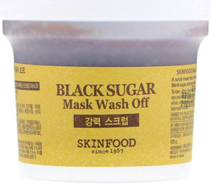 Black Sugar Mask Wash Off 100g - SevenBlossoms