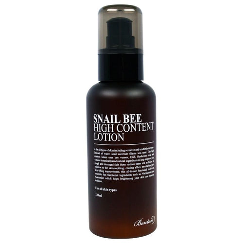 Snail Bee High Content Lotion 120ml - SevenBlossoms