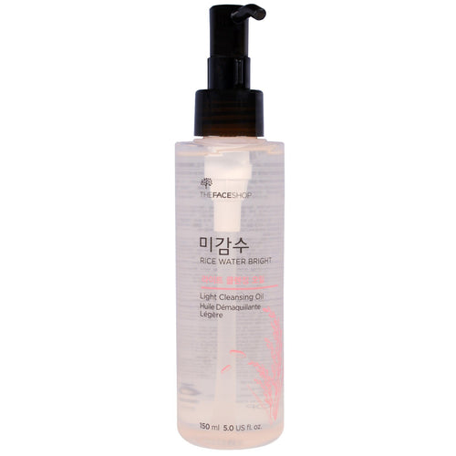 Rice Water Bright Light Cleansing Oil 150ml - SevenBlossoms
