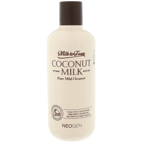 Coconut Milk Pure Mild Cleanser 300ml - SevenBlossoms
