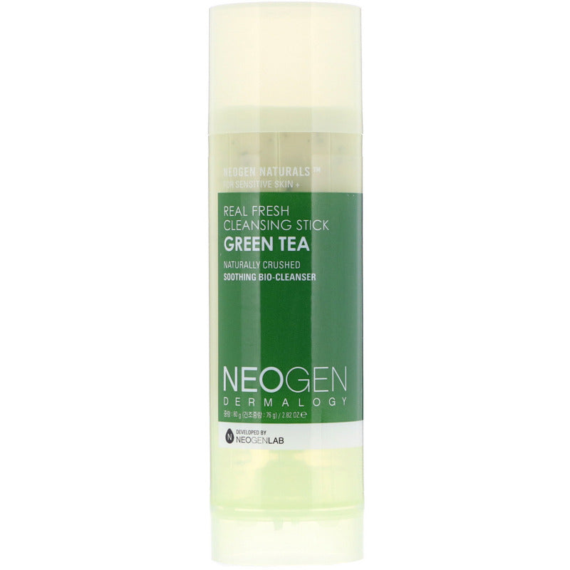Neogen Real Fresh Green Tea Cleansing Stick seven blossoms