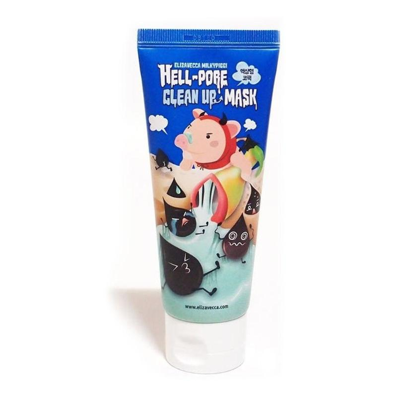 Milky Piggy Hell Pore Clean Up Mask 100ml - SevenBlossoms