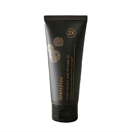 Super volcanic peel off mask 2X 100ml - SevenBlossoms