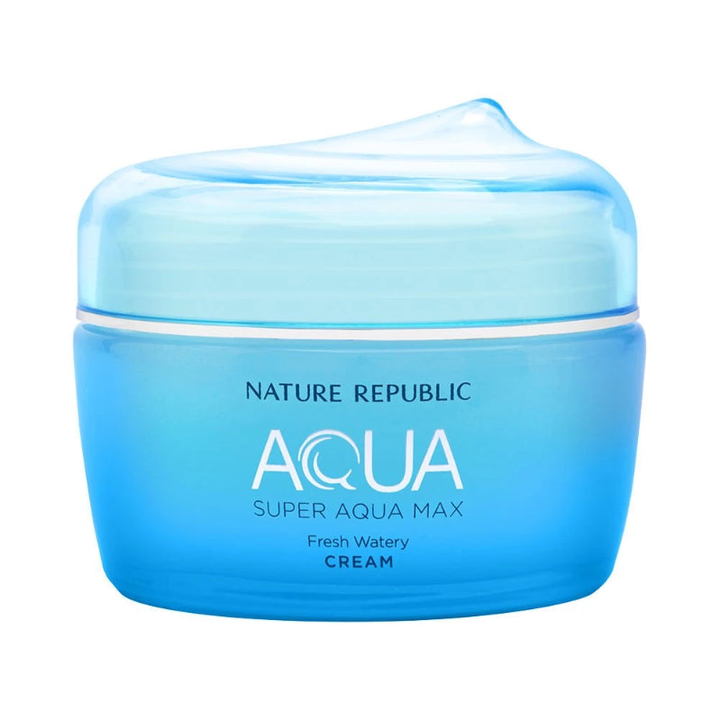 Super Aqua Max Fresh Watery Cream 80ml - SevenBlossoms