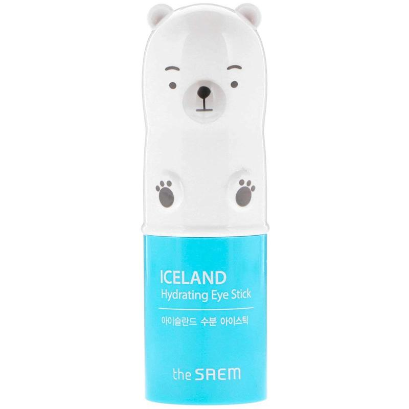 Iceland Micro Hydrating Eye Stick 7g - SevenBlossoms