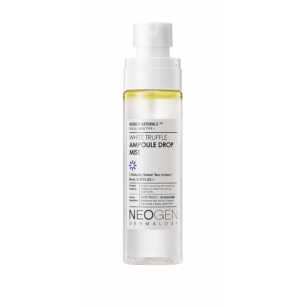 Dermalogy White Truffle Ampoule Drop Mist 80ml - SevenBlossoms