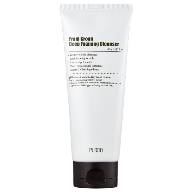 PURITO_From_Green_Deep_Foaming_Cleanser_seven_blossoms