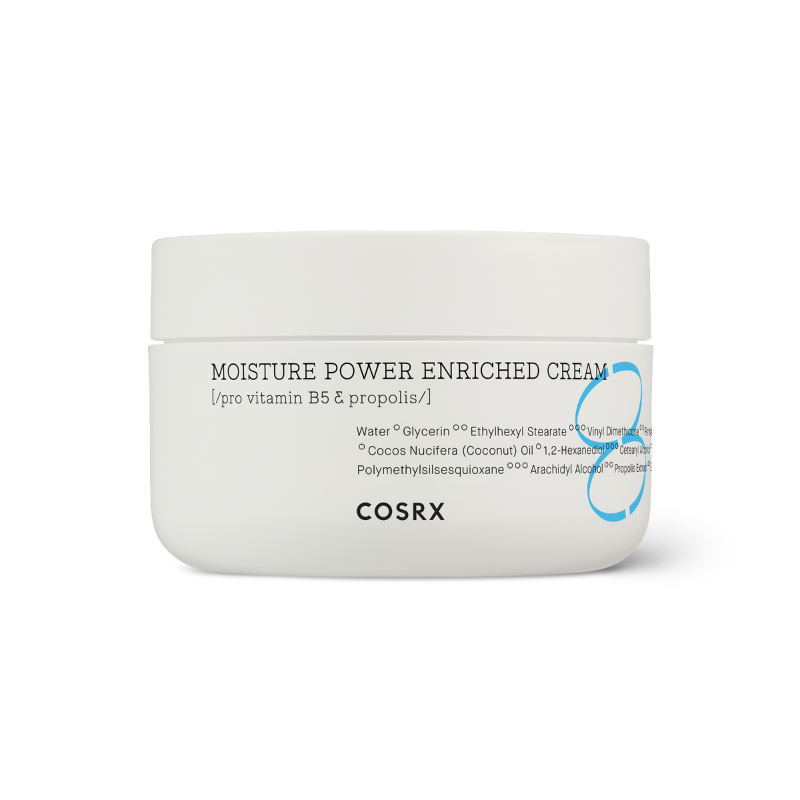 cosrx hydrium-moisture-power-enriched-cream sevenblossoms
