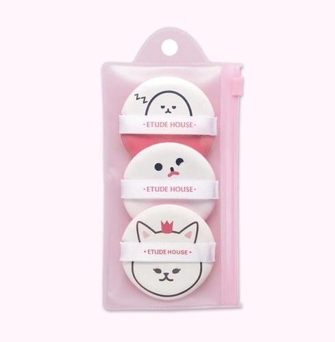 My Beauty Tool Air Puff Bundle 3pcs - SevenBlossoms