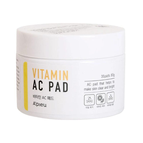 Vitamin AC Pad 35sheets - SevenBlossoms