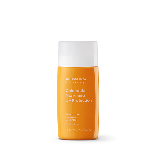 Aromatica-Calendula-Non-nano-UV-Protection-Unscented seven blossoms