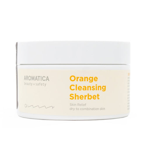 Orange Cleansing Sherbet 180g