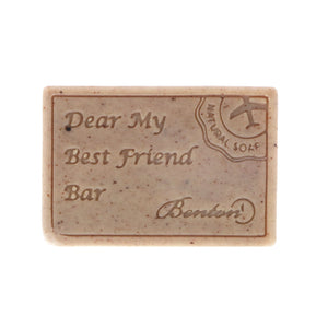 Dear my Best Friend Bar 85g - SevenBlossoms