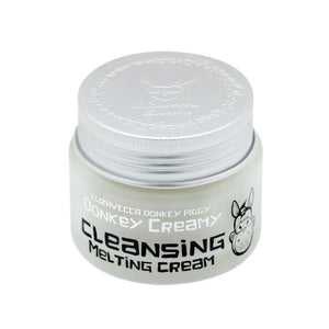 Donkey Creamy Cleansing Melting Cream 100g - SevenBlossoms
