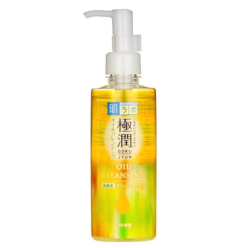Hada Labo Gokujyun Oil Cleansing 200ml - SevenBlossoms