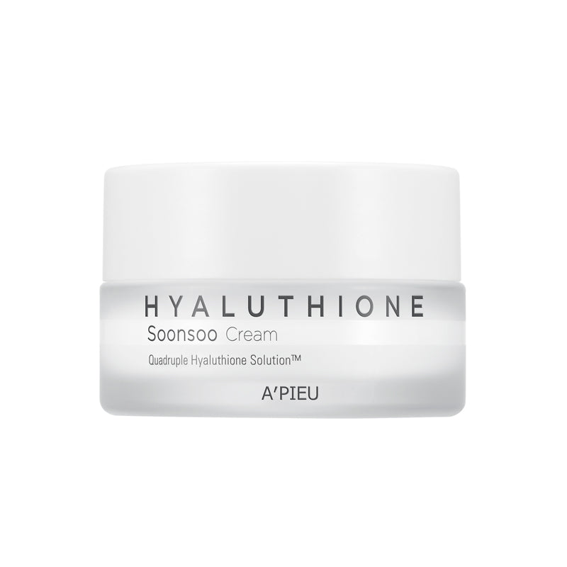 APIEU HYALUTHIONE SOONSOO CREAM seven blossoms