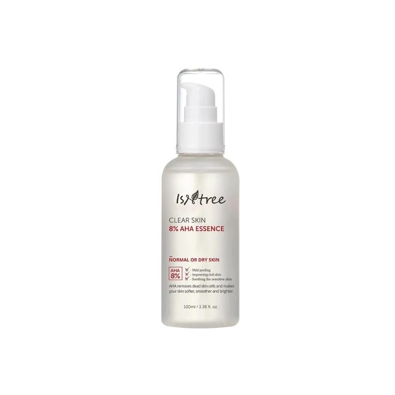 Clear Skin 8% AHA Essence (100ml) - SevenBlossoms
