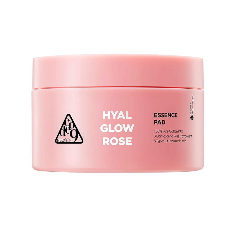 Neogen Code9 Hyal Glow Rose Essence Pad seven blossoms